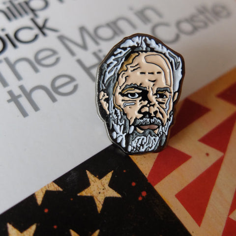 Philip K Dick Pin