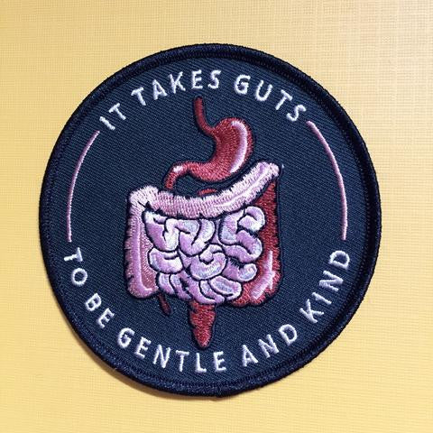 It Takes Guts Patch