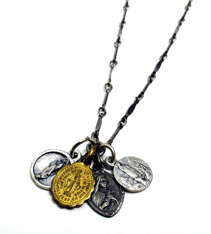 Mixed Saints Necklace