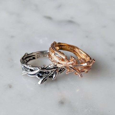 Twig Bundle Ring
