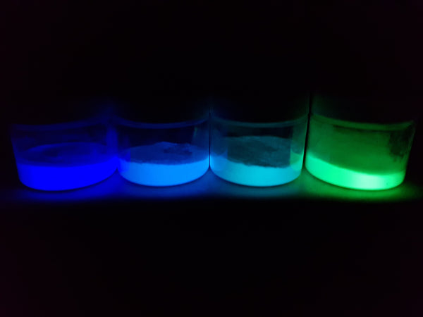 Mr Mica Glow Powders