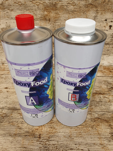 Epoxy Food  1.55Kg