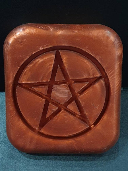 Pentagram Star Silicone Mould