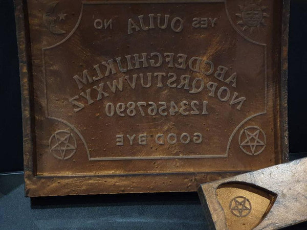 Standard Ouija Board with/without Planchette Silicone Mould