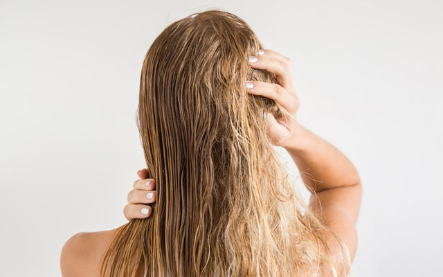 Wash Hair With Warm Water To Avoid Dry or Damaged Hair