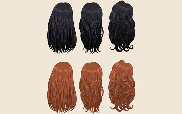 How To Determine Your Ayurvedic Hair Type?