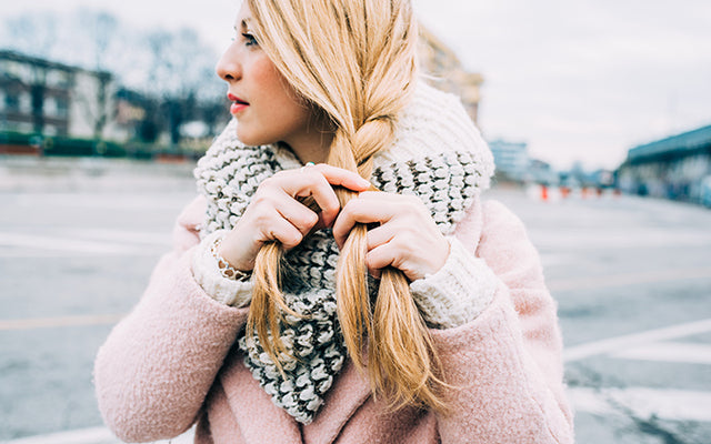 The Best Winter Hair Care With Ayurveda