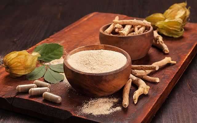 How Does Ashwagandha Benefit Your Hair?