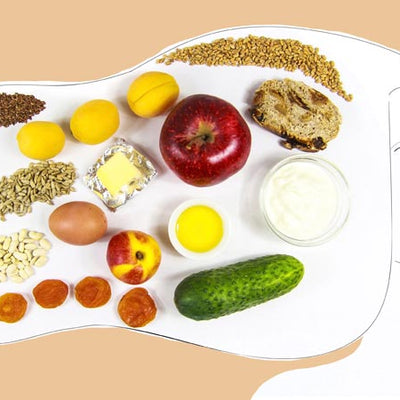15 Super Foods For Great Hair As Per Ayurveda