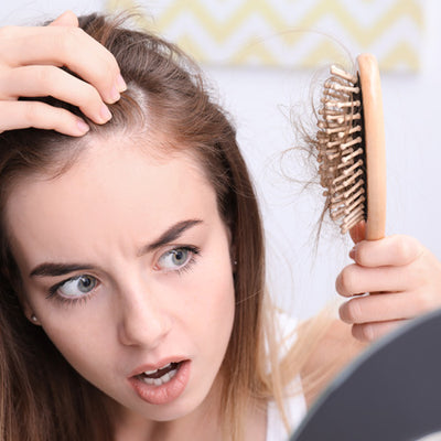 How To Prevent Hair Loss on Temples With Ayurveda?