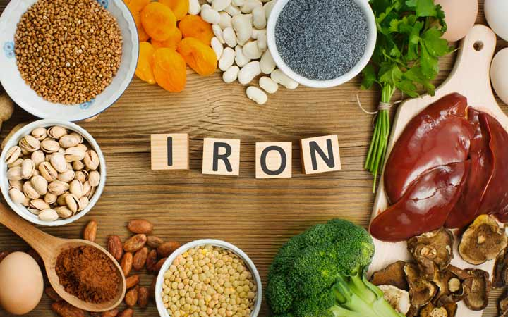 Iron For Hair Growth