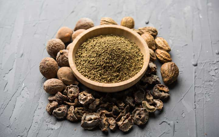 ayurvedic triphala churan powder