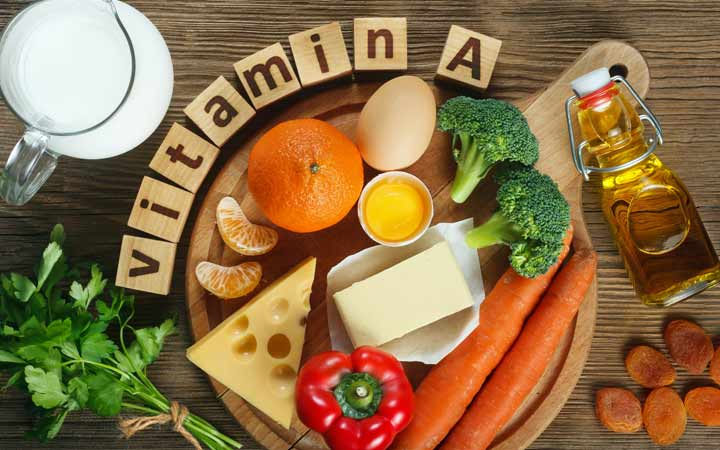 Vitamin A For Hair Growth