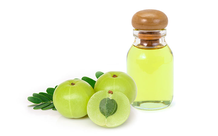 amla fruit and amla oil