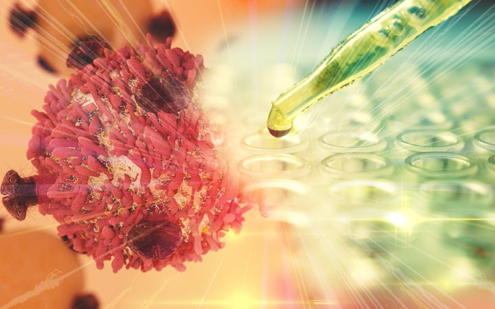 cancer therapy with t-cell