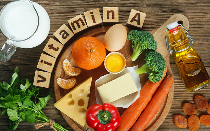 natural foods rich in vitamin a