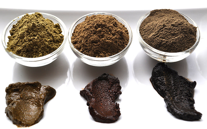 natural henna hair color dyes