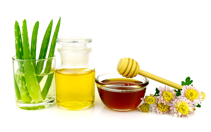 natural ingredients for face mask