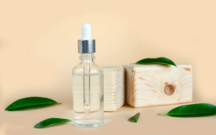natural serums for face