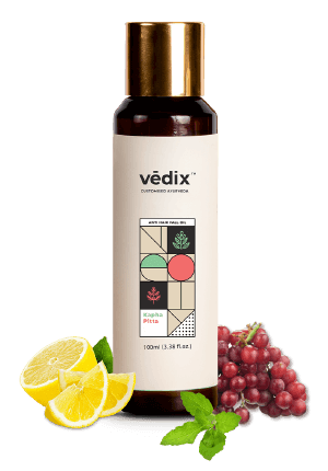 Vedix  Customised  Anti-Hair Fall Oil