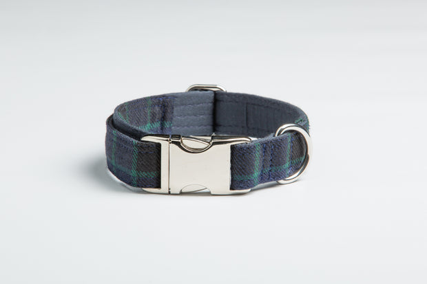 Mckay Modern Tartan Check - Collared Creatures