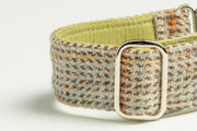 Corncake Harris Tweed Dog Collar - Collared Creatures