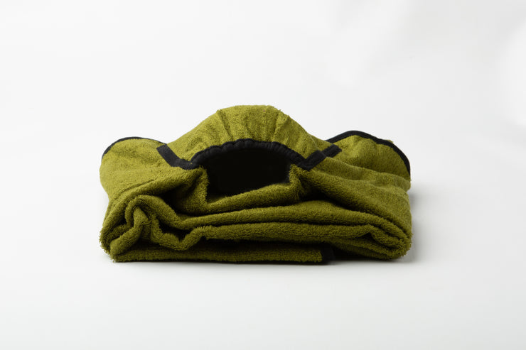 Bamboo dog drying towel - Collared Creatures