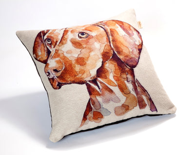 Vizsla Cushion - Collared Creatures