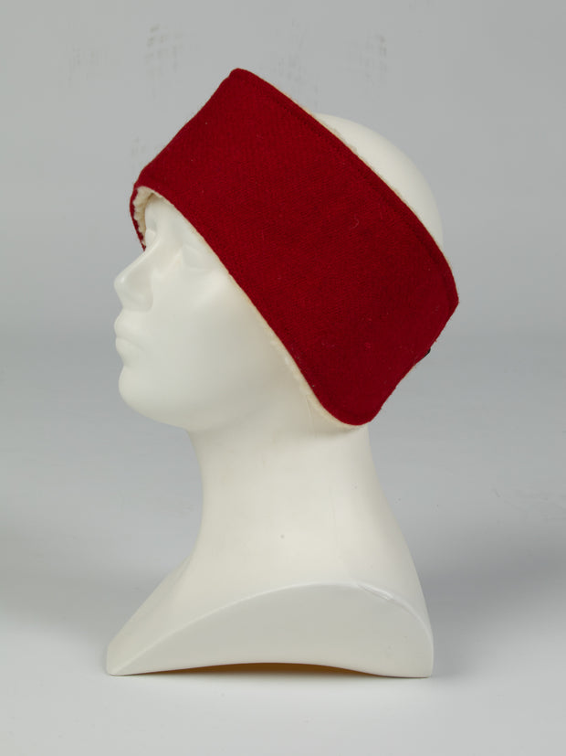 Simply Red Ladies Harris Tweed Headband