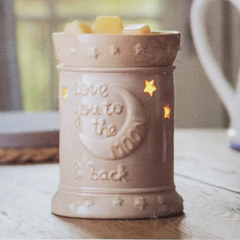 Love you to the moon - Fragrance Warmer