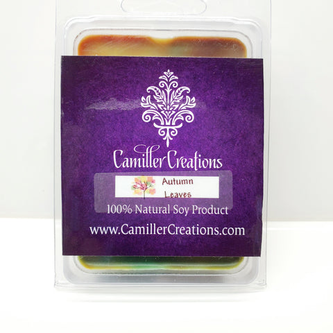 Autumn Leaves Wax Melts
