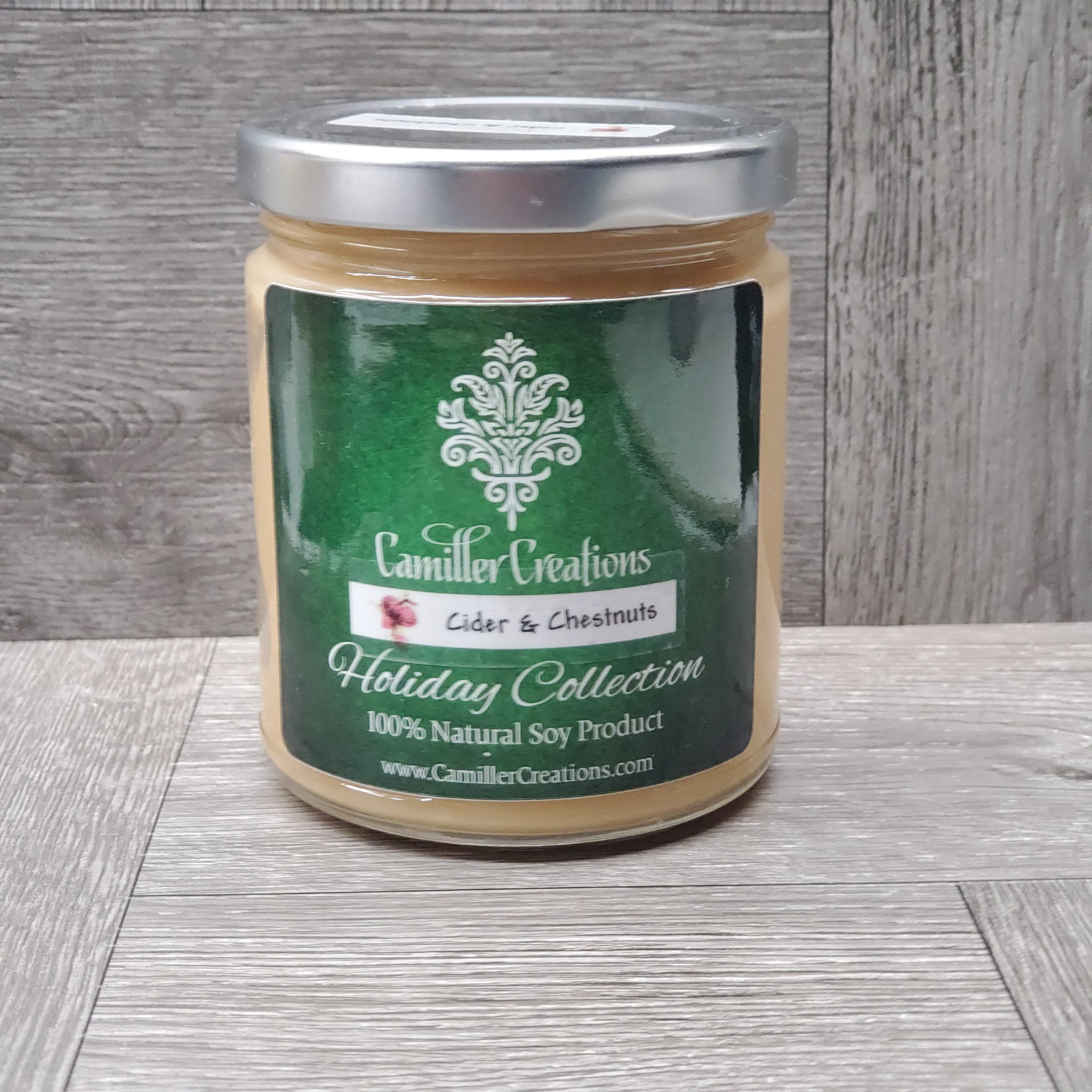 Cider and Chestnuts Candle