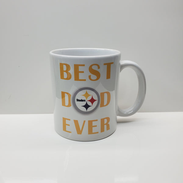 Best Dad Ever Steelers