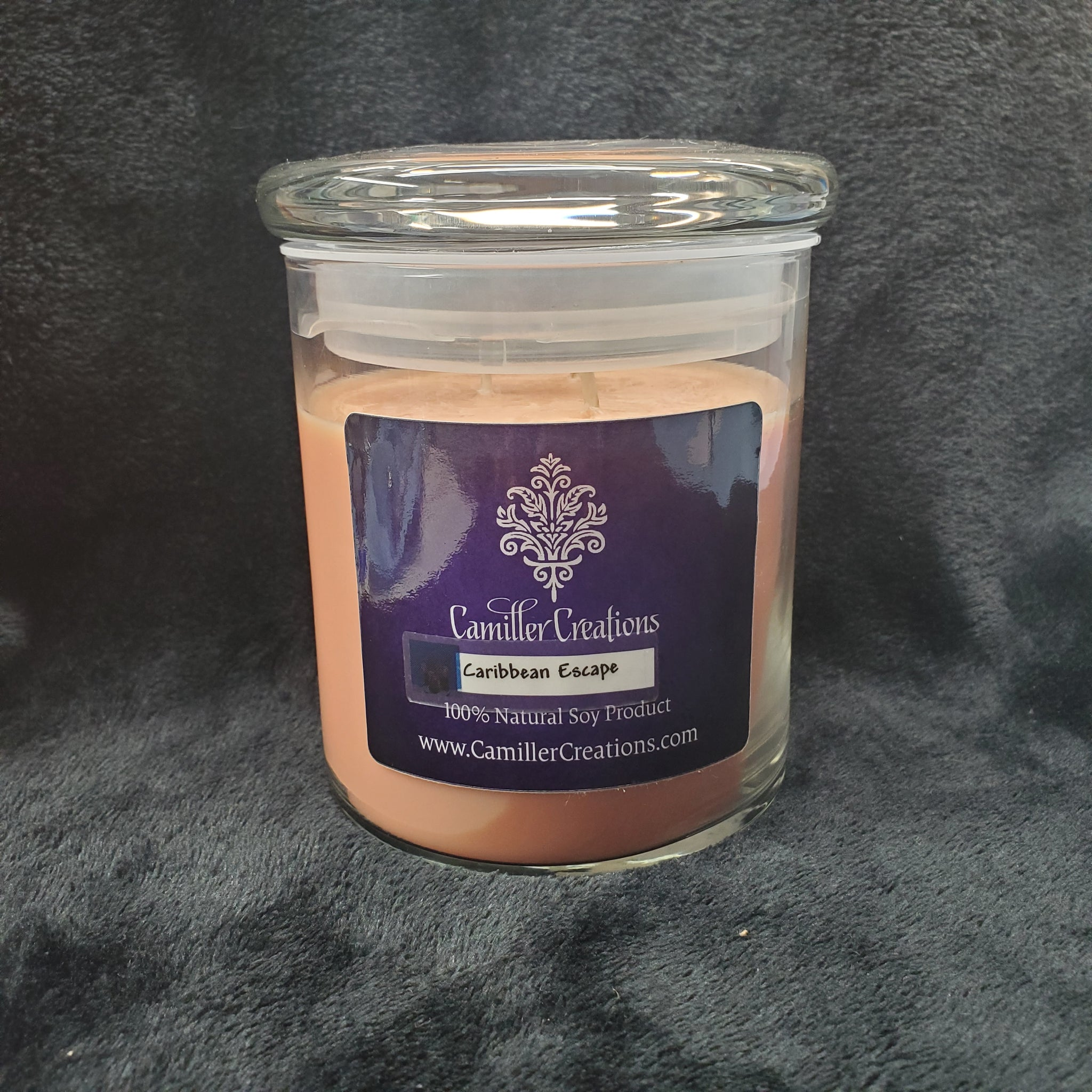 Caribbean Escape 3-wick Candle