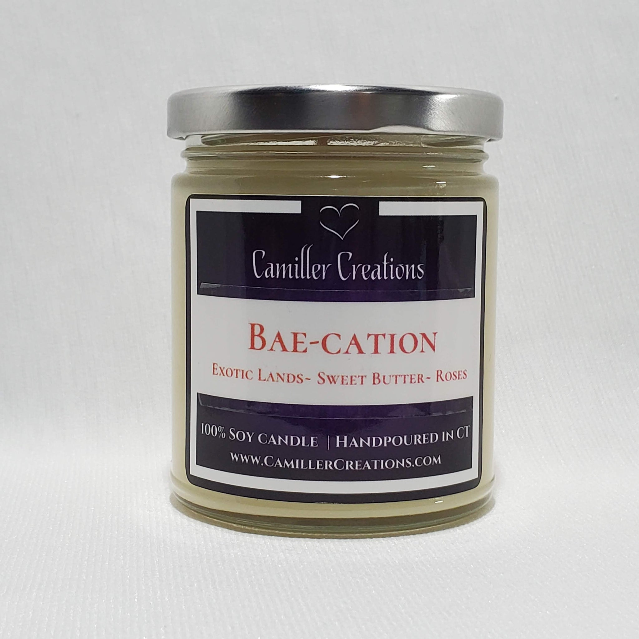 Bae-cation Candle