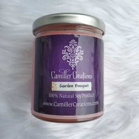 Garden Bouquet Candle