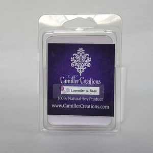 Lavender & Sage Wax Melts