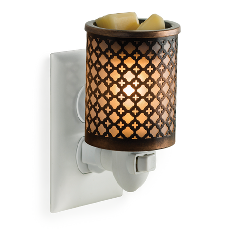 Morocco Metal Pluggable Warmer