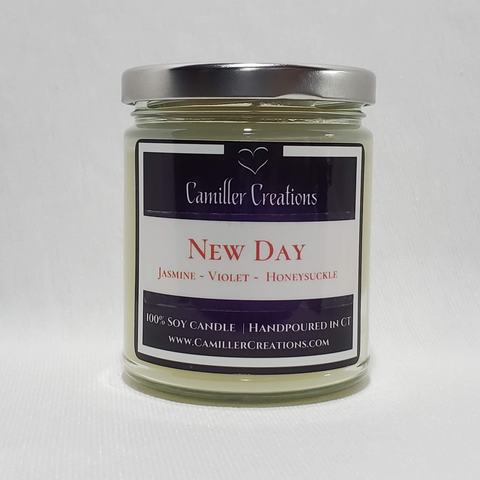 New Day Candle