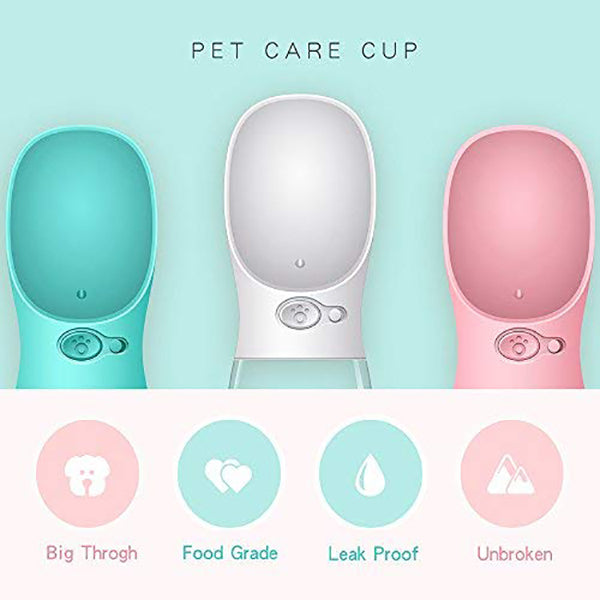 (Buy 2 Free Shipping!) Pets Outdoor Drinking Bottle