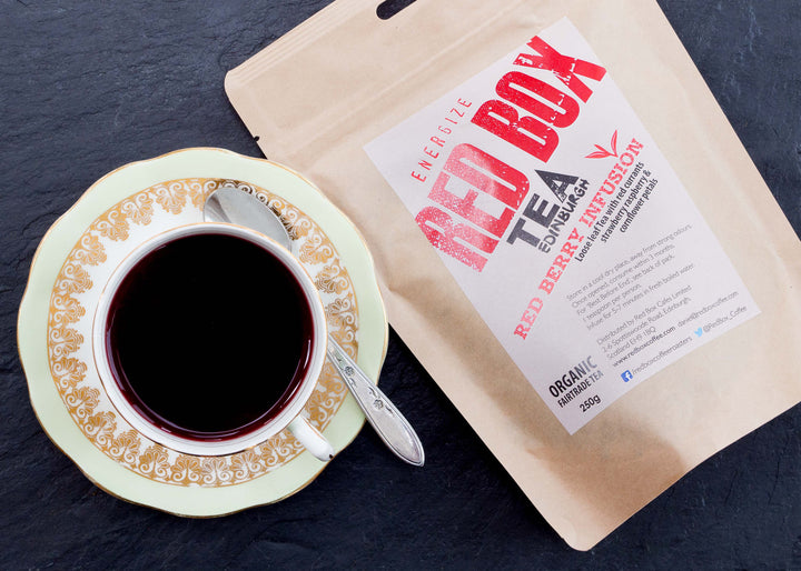 Why Choose Red Box Coffee?