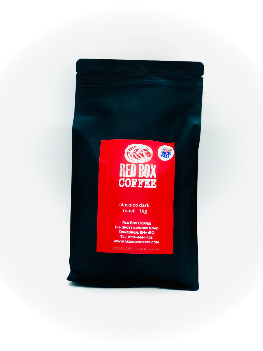 Red Box Classico Roast Coffee, Great Taste 2-Star 2018