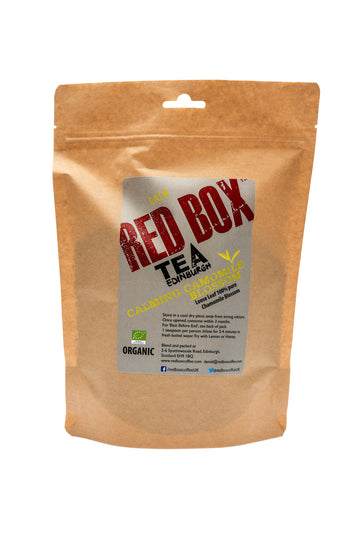 Red Box Calming Camomile Blossom Tea Bags