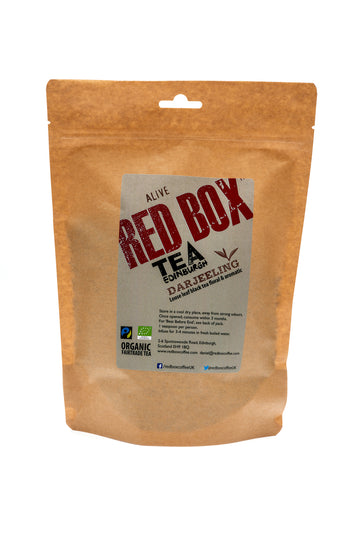 Red Box Darjeeling Tea Loose