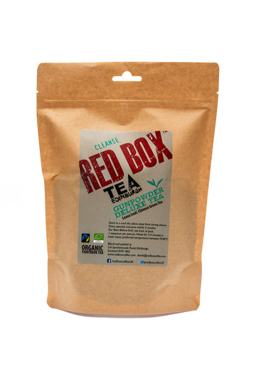Red Box Tea Gunpowder Deluxe Green Tea Loose