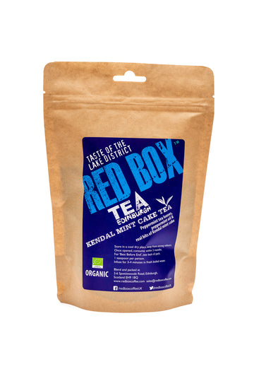 Red Box Tea Kendal Mint Cake Loose