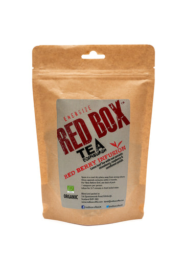 Red Box Tea Red Berry Infusion Bags
