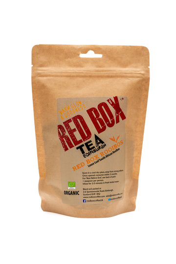 Red Box Tea Rooibos Loose