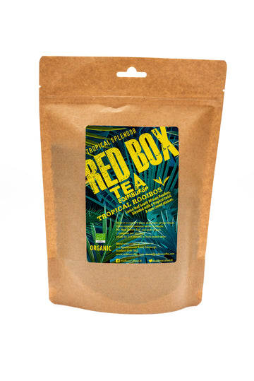 Red Box Tea Tropical Rooibos Loose