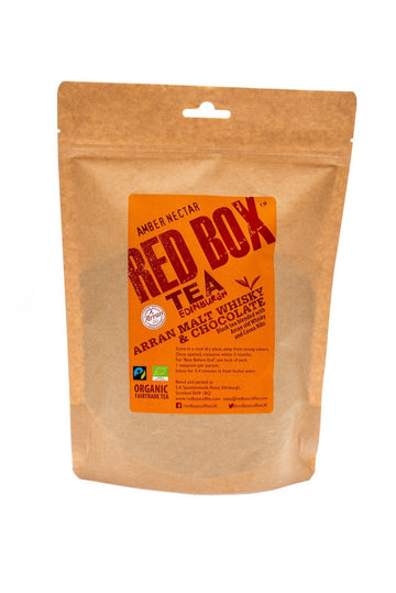 Red Box Arran Malt Whisky & Chocolate Tea Loose